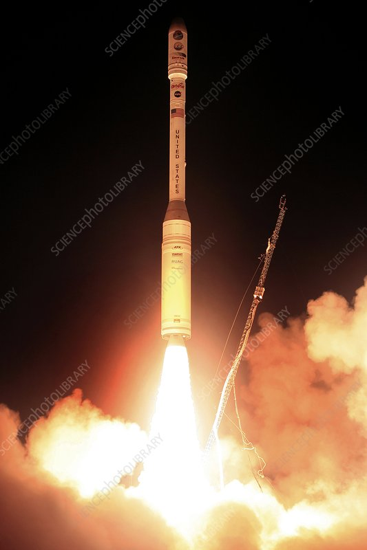 Orbiting Carbon Observatory launch