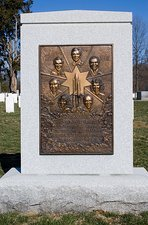 Space Shuttle Challenger memorial