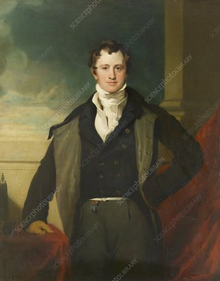 Sir Humphry Davy, English chemist