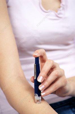 Blood glucose testing
