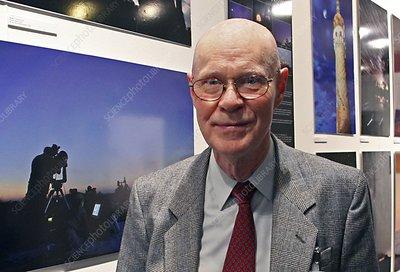 Robert Wilson, Nobel Laureate