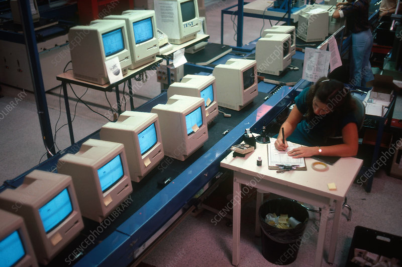 Manufacturing Computers