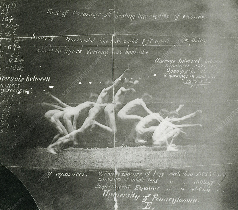 Thomas Eakins's History of a Jump
