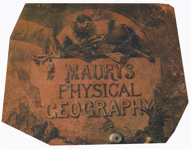 Maury's Physical Geography