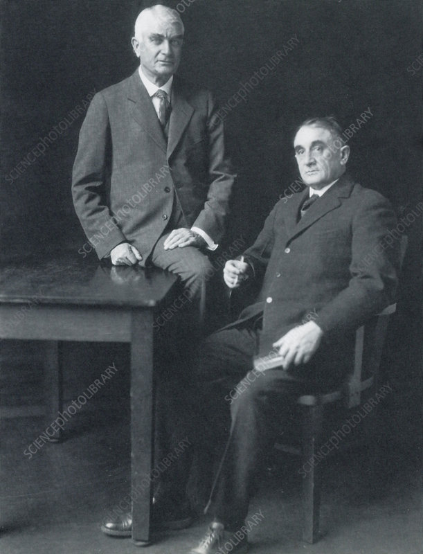 William and Charles Mayo