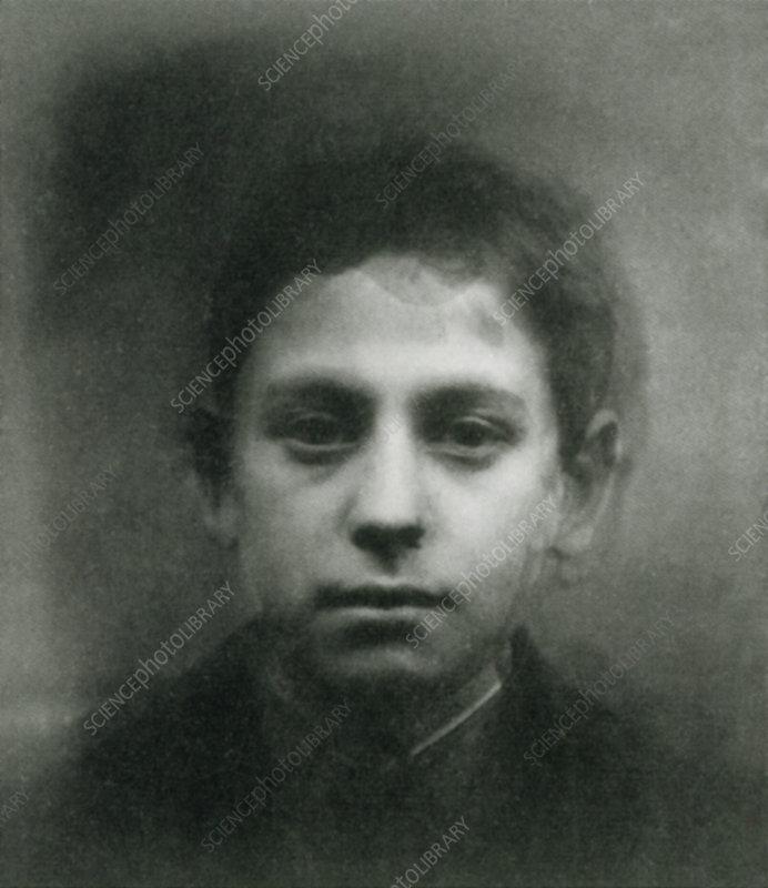 Galton's eugenics, Jewish composite portrait