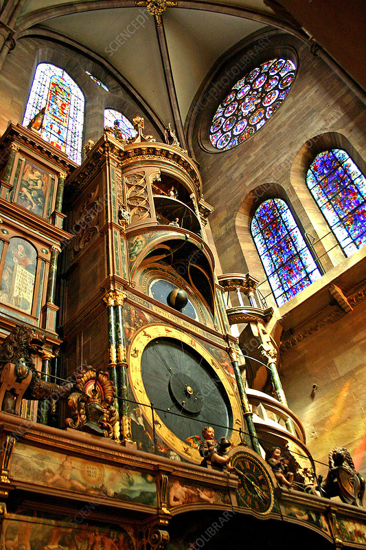 Strasbourg Astronomical Clock