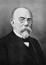 Robert Koch 1905 Nobel Prize