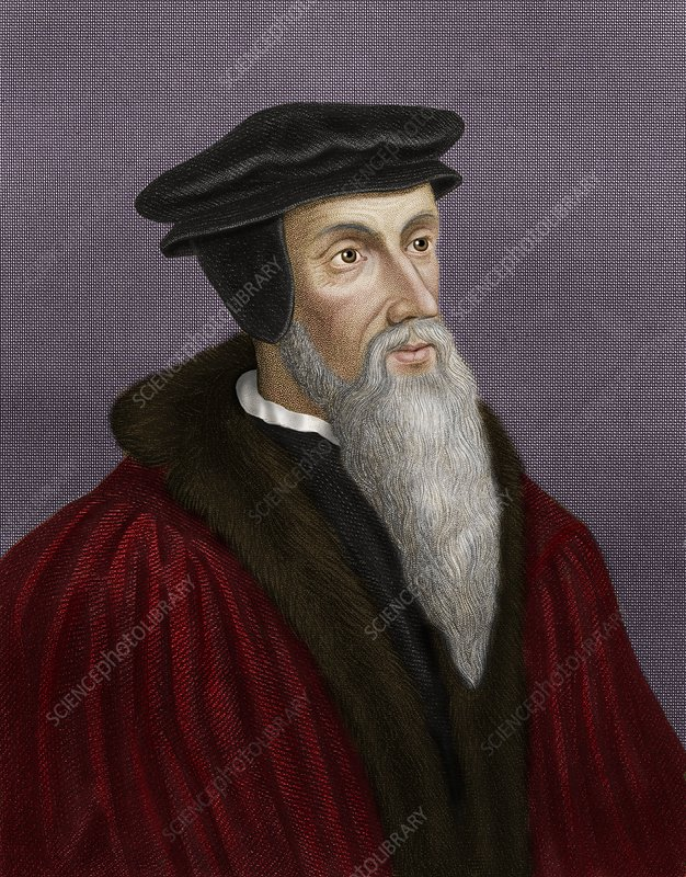 writings of john calvin John calvin (middle french: jean cauvin 10 july 1509 -- 27 may 1564) was an influential french theologian and pastor during the protestant reformation he was a principal figure in the development of the system of christian theology later called calvinism.