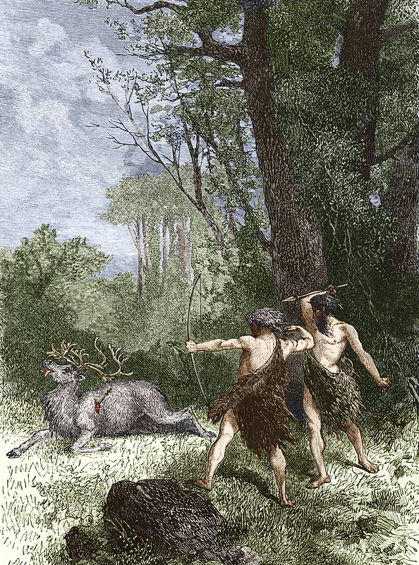 Neolithic hunters