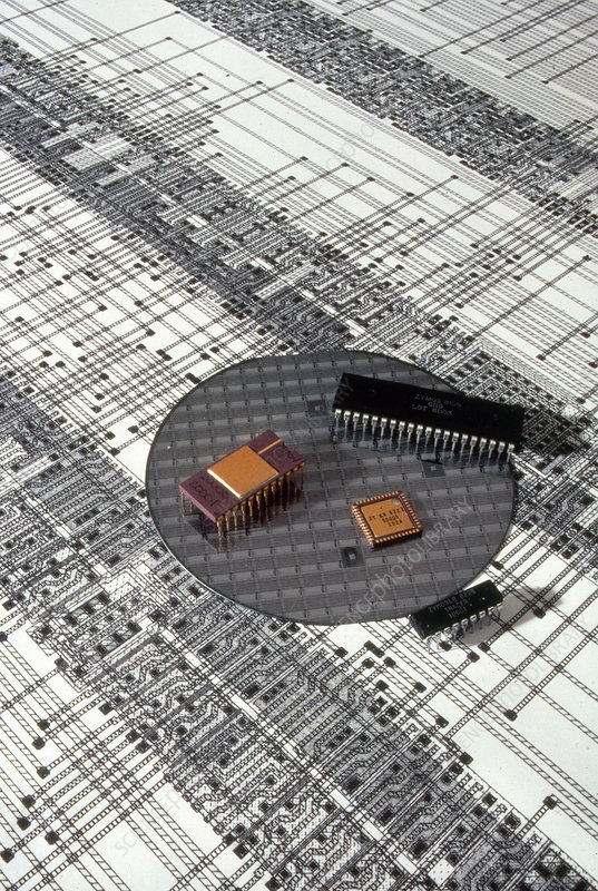 Integrated Circuit & Wafer