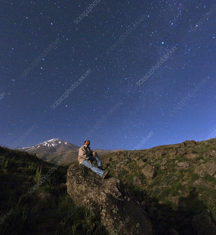 Star Gazing, Iran