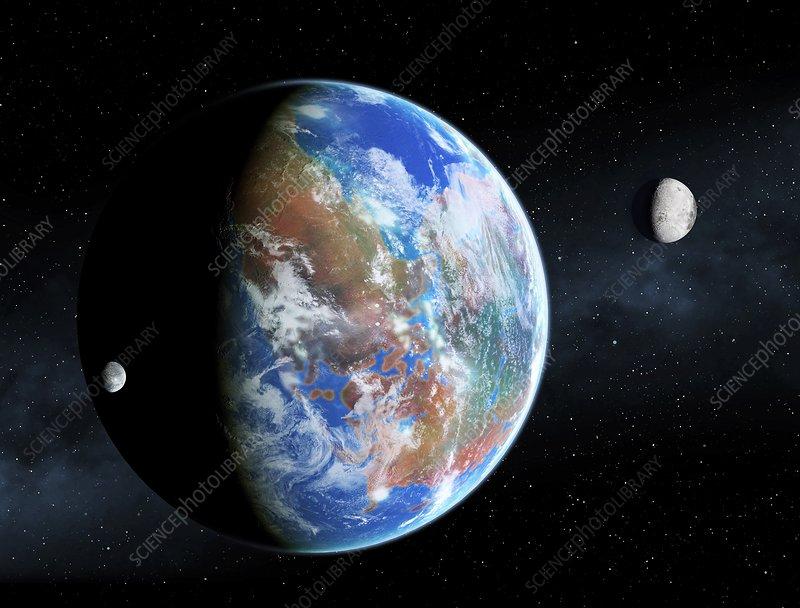extrasolar planets like earth - photo #10