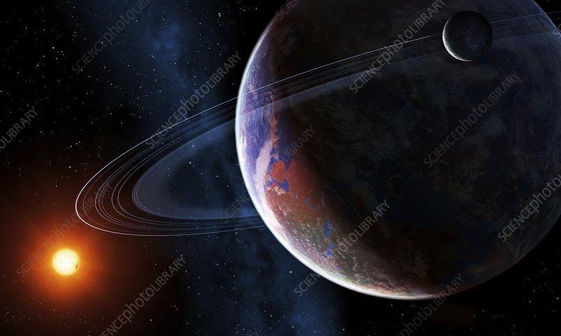 extrasolar planets like earth - photo #15