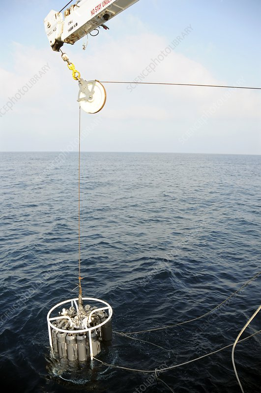Oceanography research