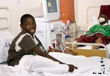 Paediatric living kidney transplant