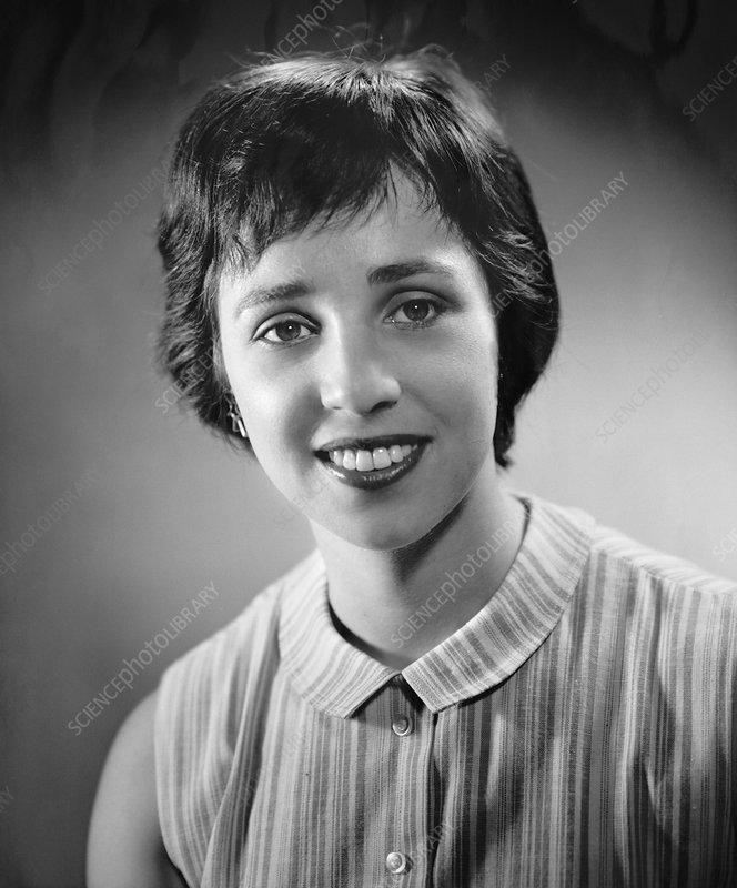 Maxine Singer, US molecular biologist