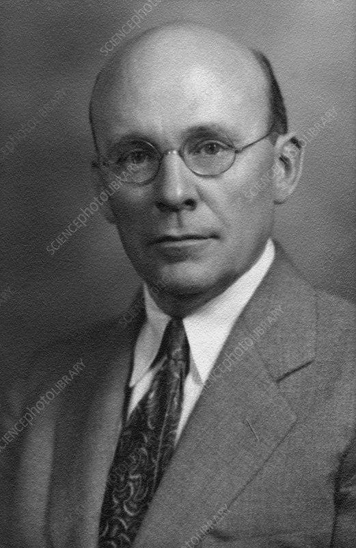 Wilbur A. Sawyer, US medical researcher