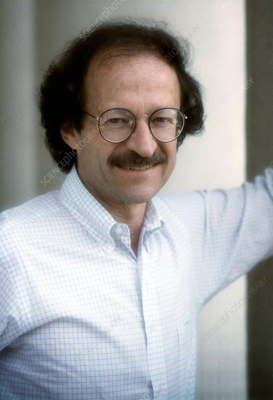 Harold Varmus, US medical researcher