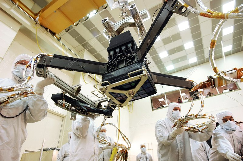 Kepler Mission focal plane assembly