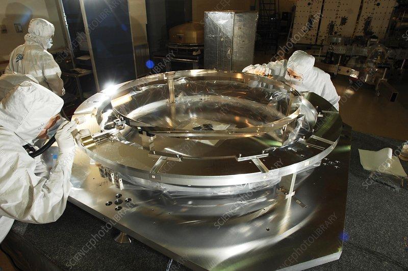 Kepler Mission Schmidt corrector plate