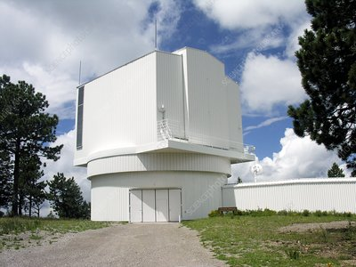 Apache Point infrared telescope