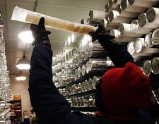 Lake Vostok ice core research