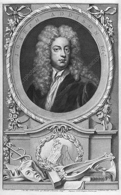 Joseph Addison Facts
