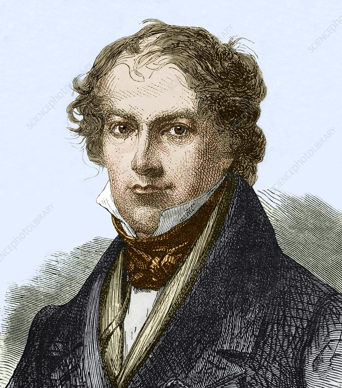 Biot Jean Baptiste, French physicist.