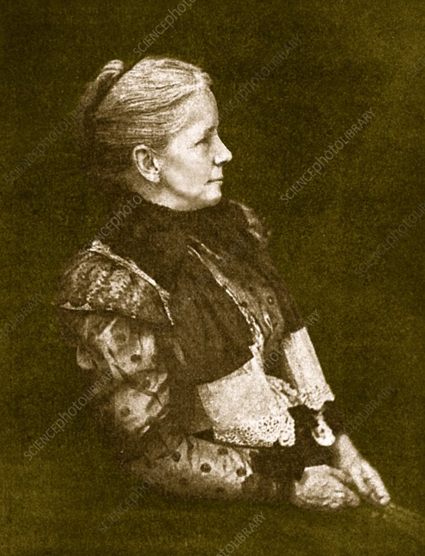 Christine Ladd-Franklin (1847-1930)