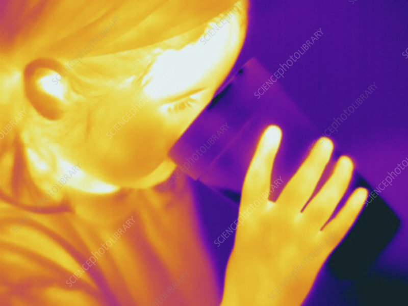 Thermogram, drinking water