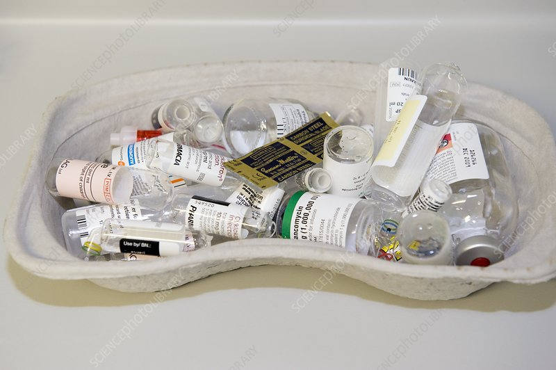 Surgical waste