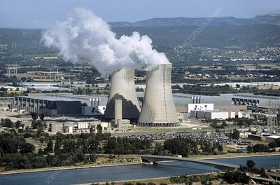 Tricastin nuclear power centre