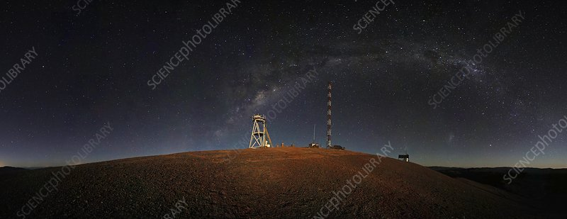 European Extremely Large Telescope site