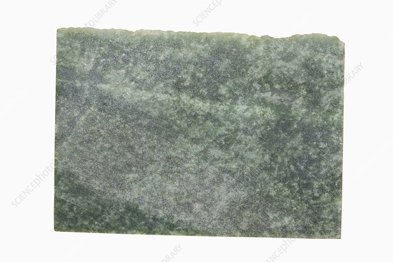 Nephrite, Stone Mountain, Georgia, USA