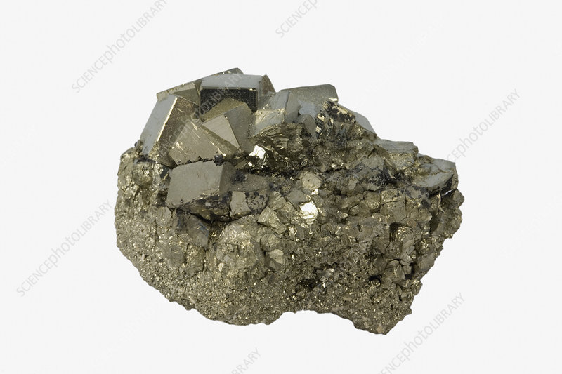how to grow pyrite crystals