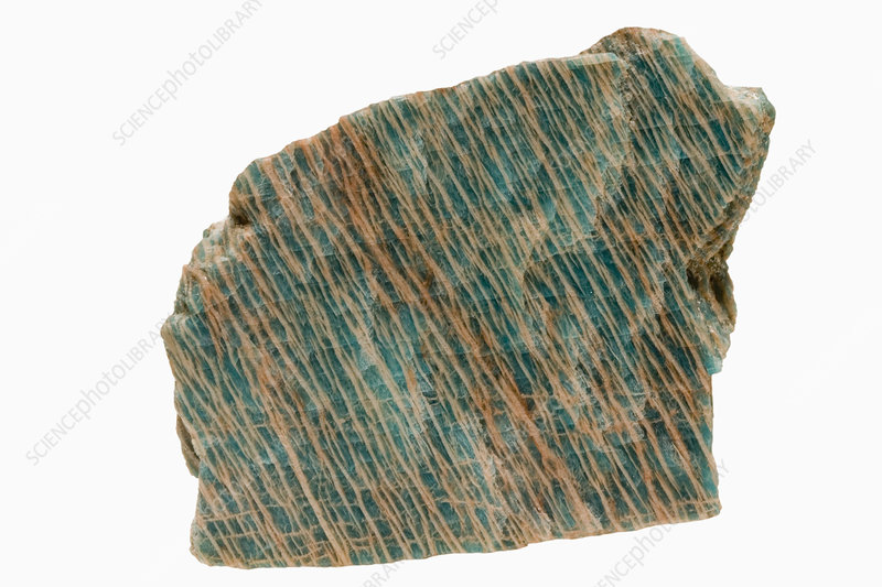 Microcline variety Amazonite, Canada