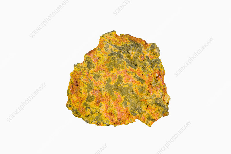 Realgar and Orpiment