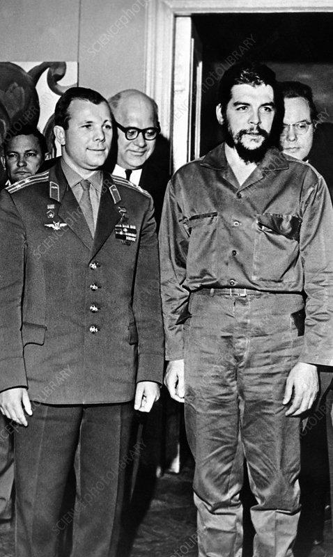 ¿Cuánto mide el Che Guevara? - Altura - Real height 800wm