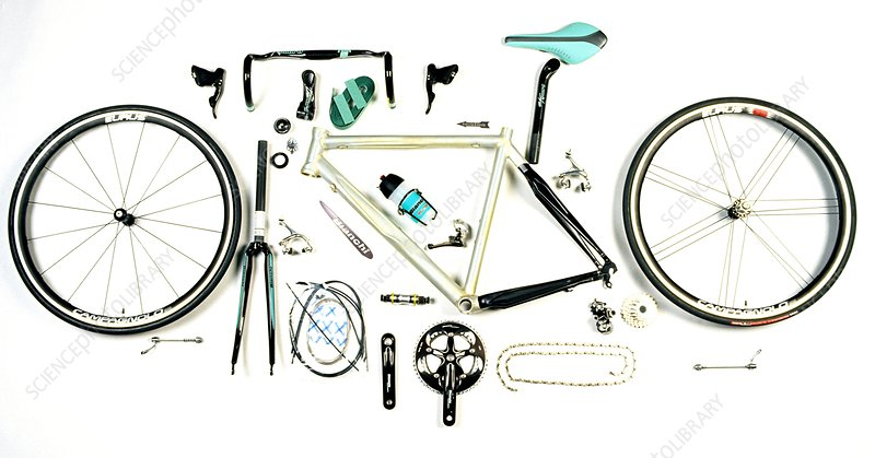 Racing bicycle development
