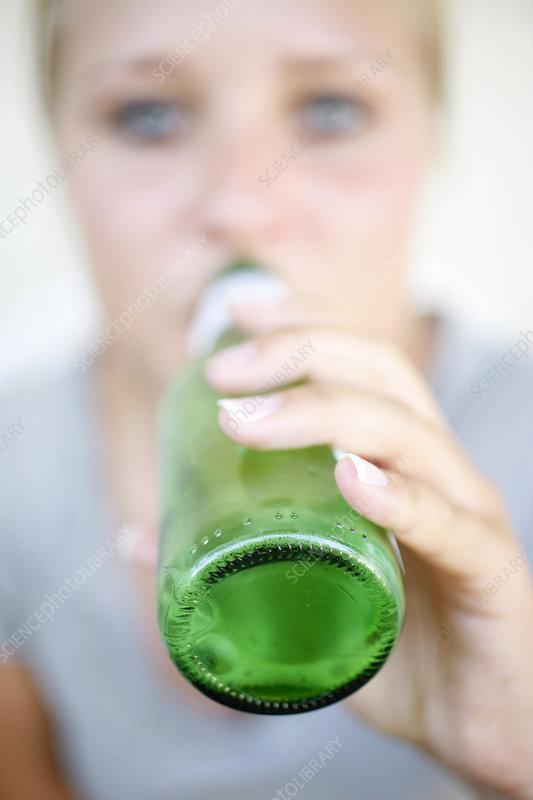 Adolescent drinking
