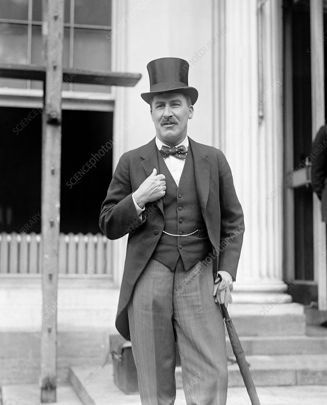 Howard Carter, British Egyptologist