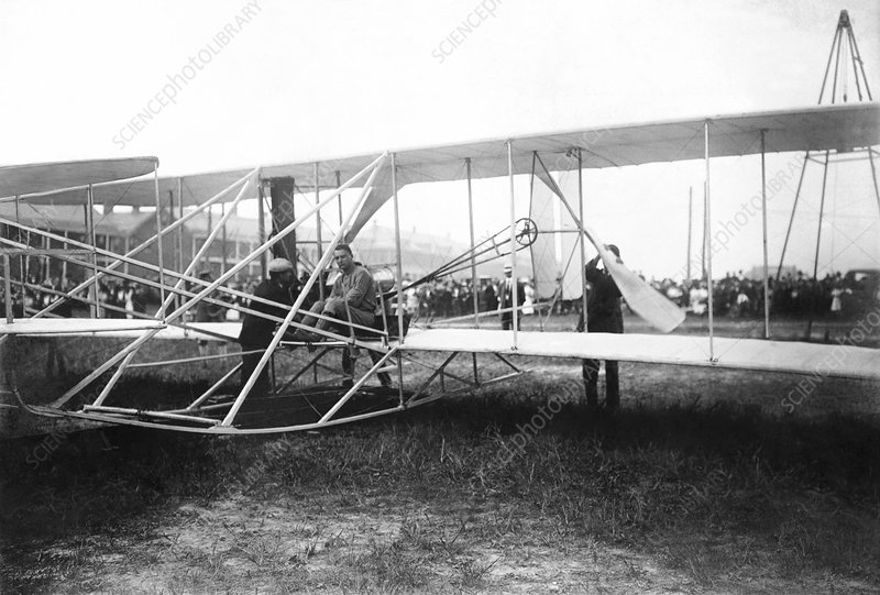 Wright Military Flyer, September 1908