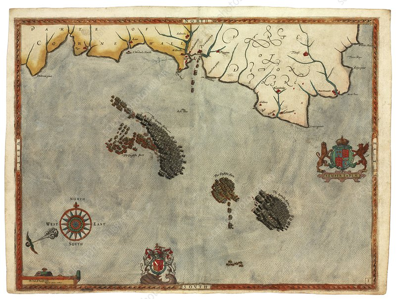 Spanish Armada, 31 July 1588