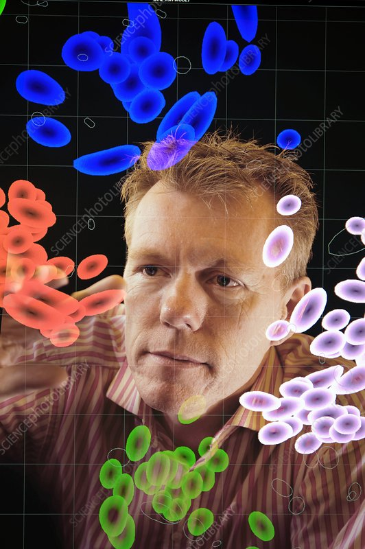 Derek Smith, British virologist