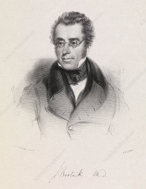 John Bostock, British physician