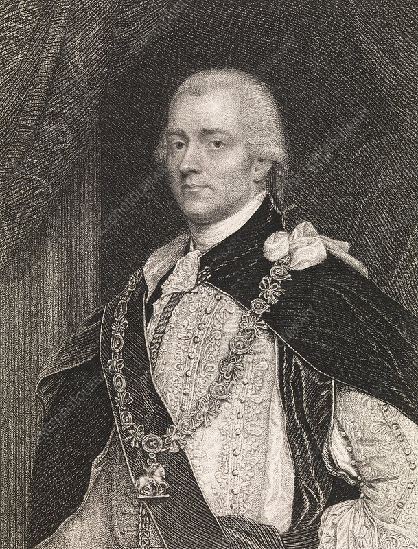 George John 2nd Earl Spencer, poitician