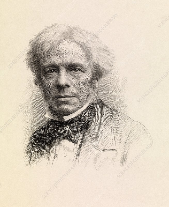 Michael Faraday, English physicist