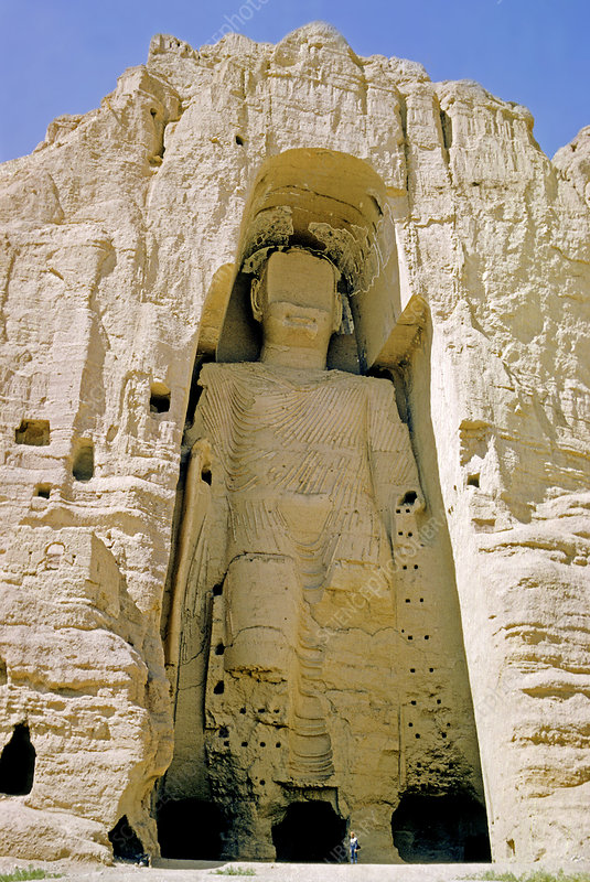 The Great Buddha, Afghanistan