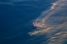 Oil spill dispersal, USA